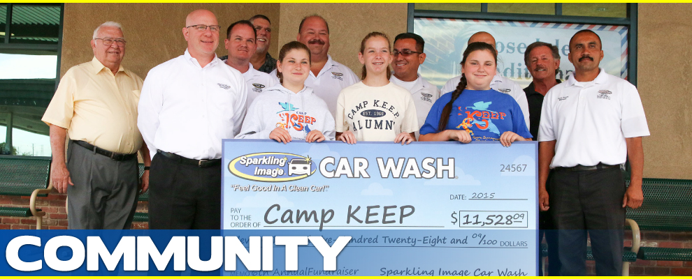 Sparkling Image Car Wash - Community
