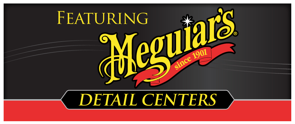 Car Wash - Meguiar's Detail Centers