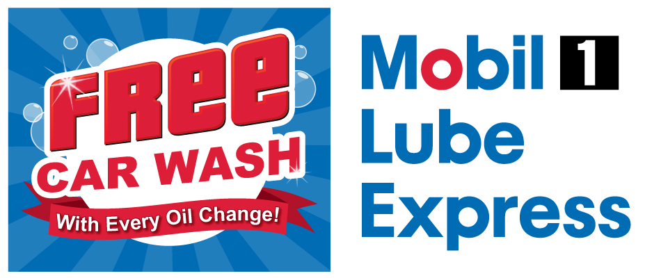Car Wash - Mobil 1 Lube Express